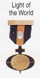 Light of the World medal