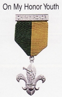 On My Honor medal